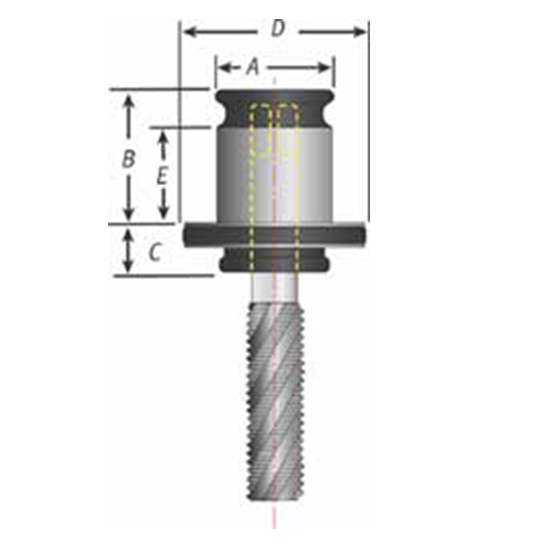 "Techniks 1-1//8/"" TG150 Collet Super Precision"