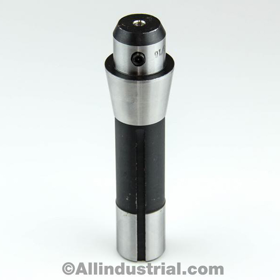 R8 End Mill Holder for 3//16 End Mills